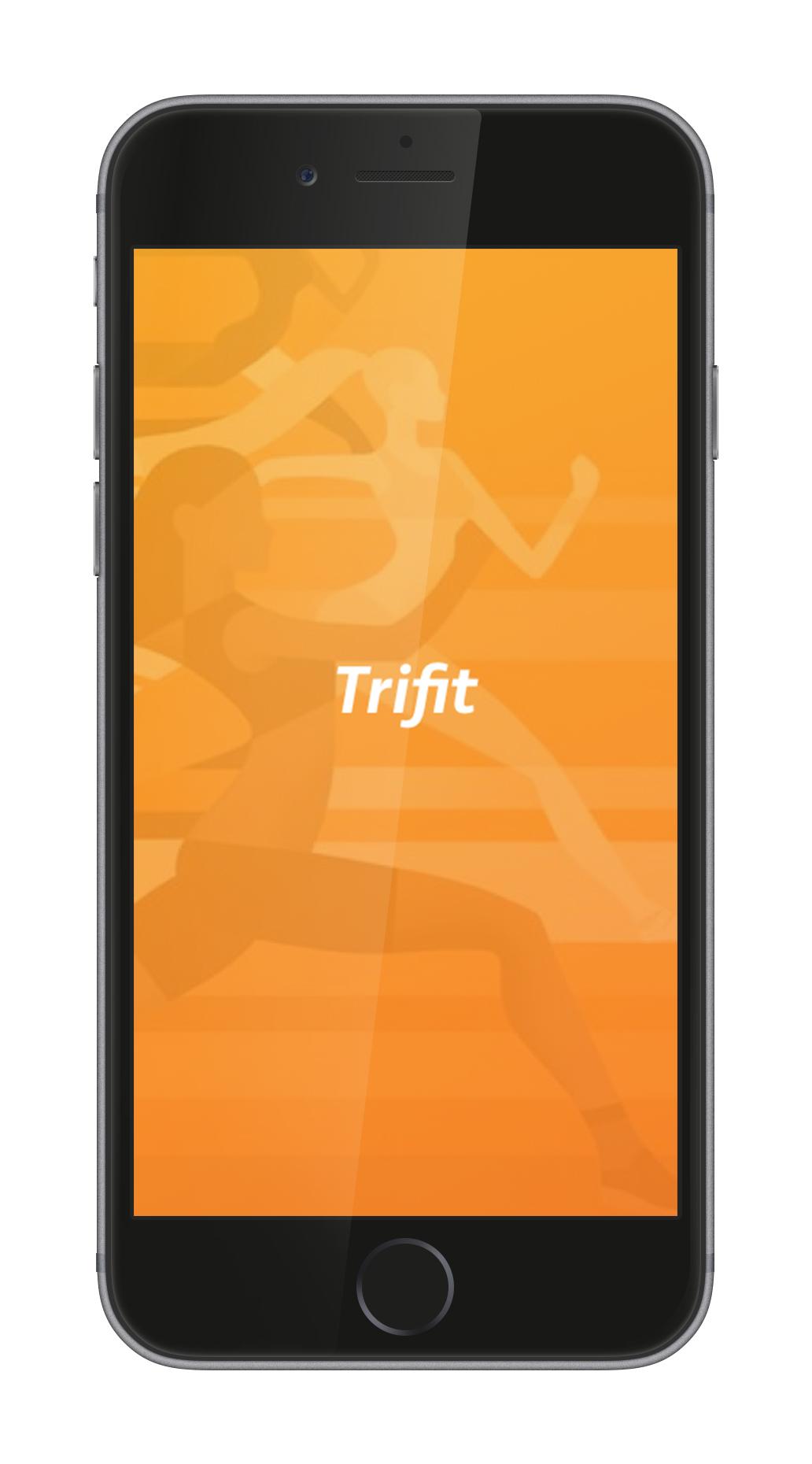 Trifit App Load Screen