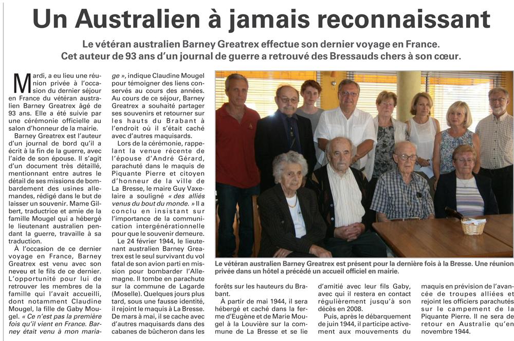 Barney La Bresse article 2013.jpg