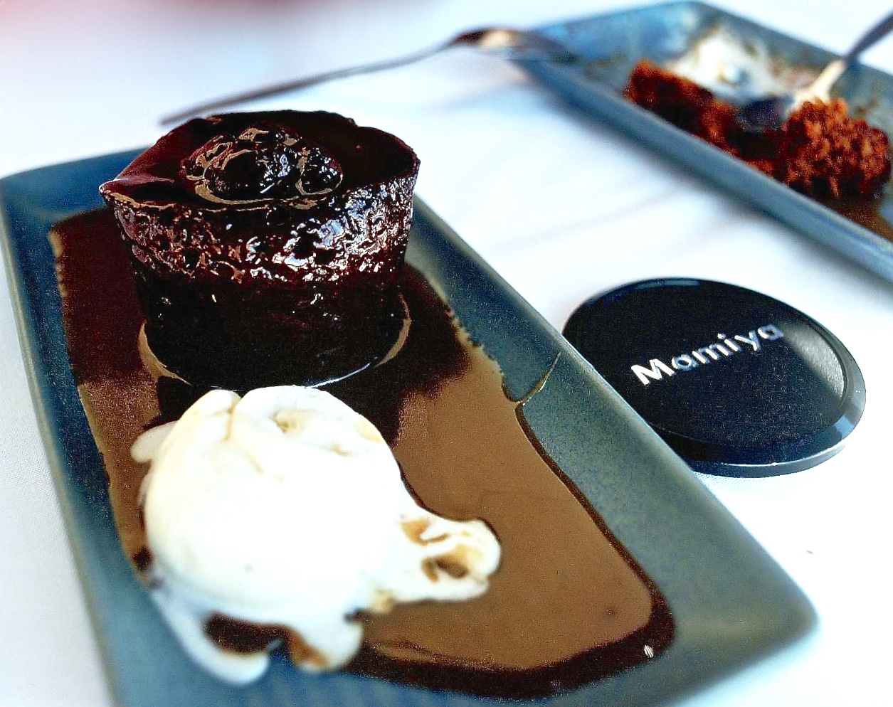 the incredible Doyles sticky date pudding