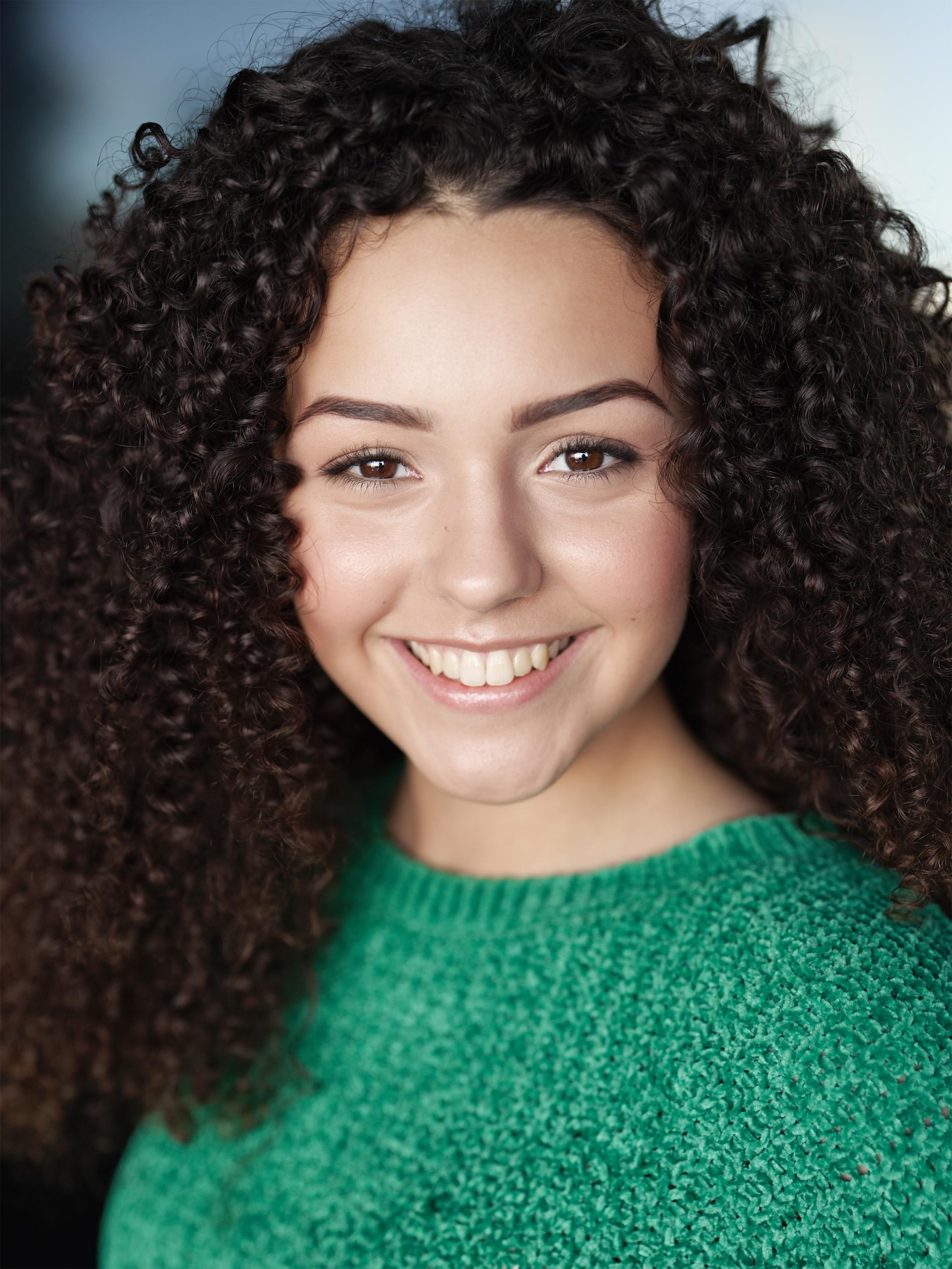 Desiree Katakis - Age 15