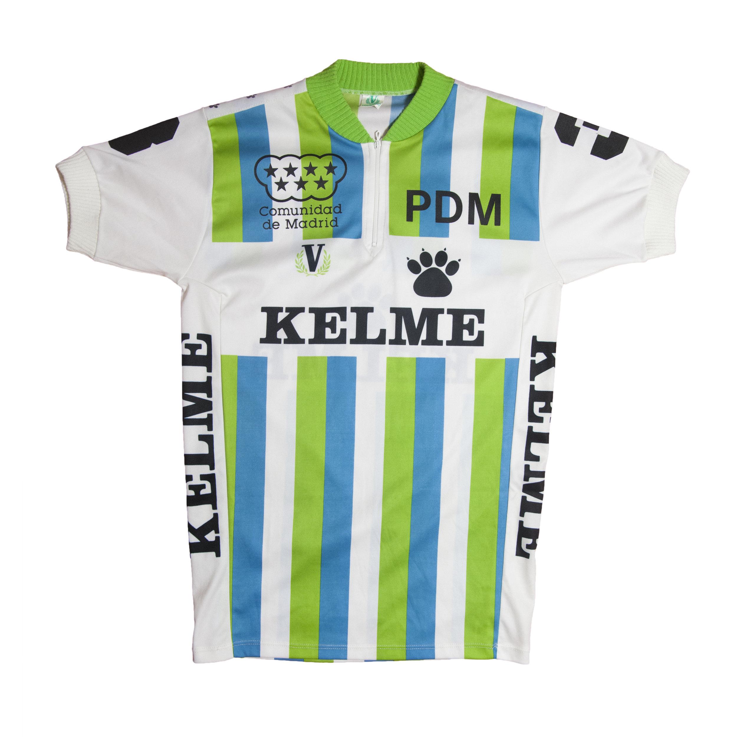 1986 - PDM - Kelme (Zesdaagse Madrid)
