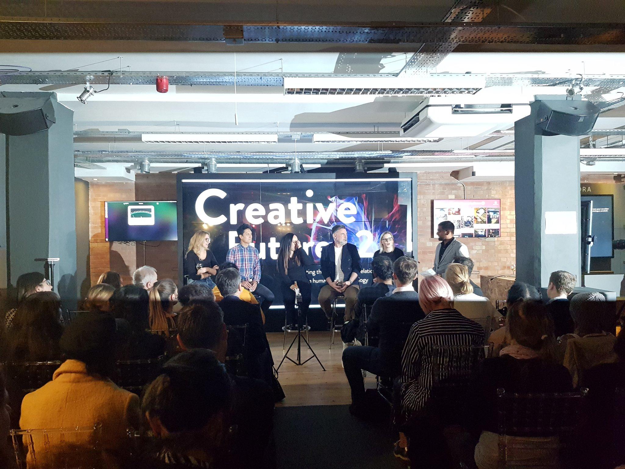 Creative Futures London, September 2017