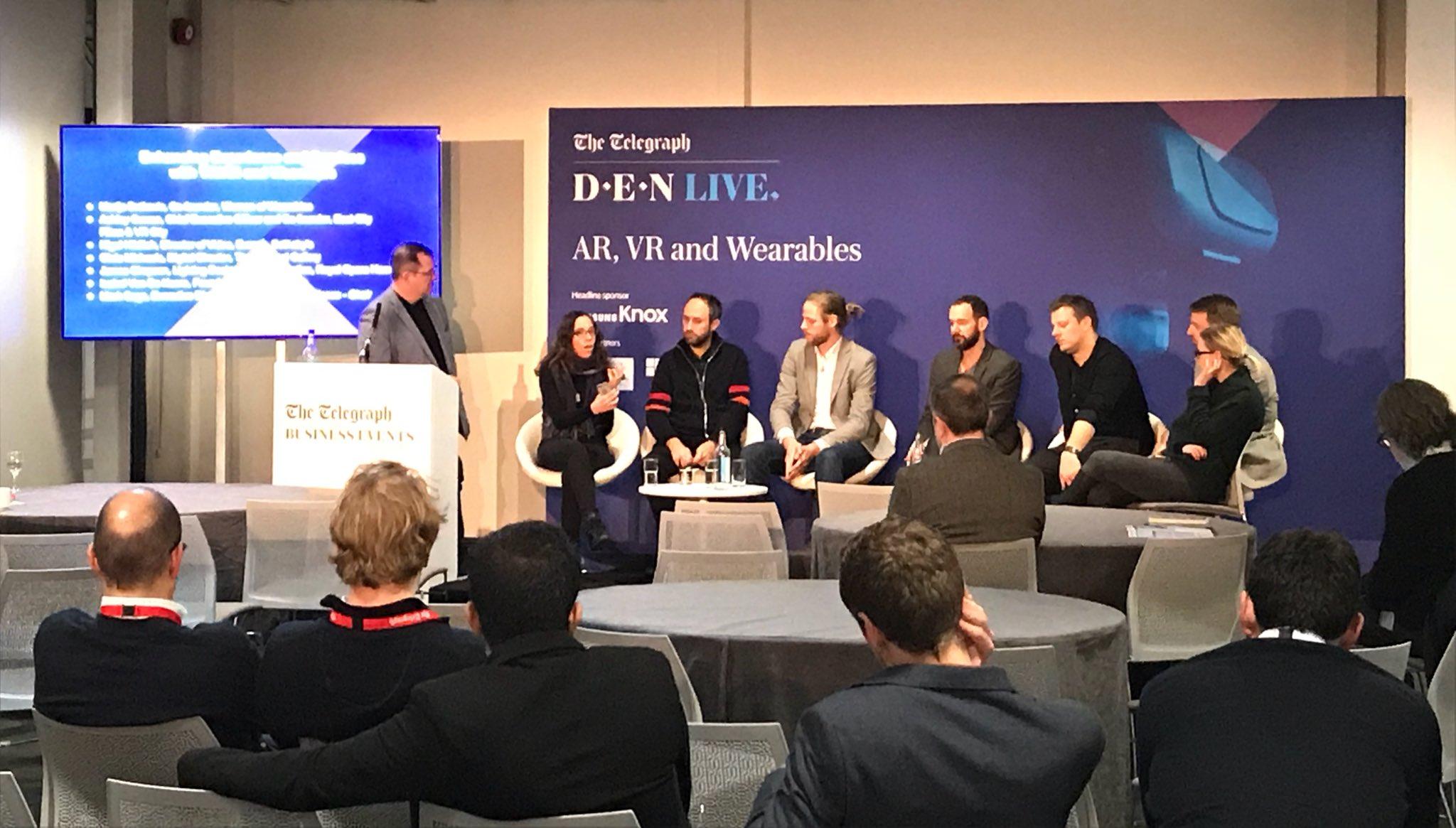 DEN Live, London, December 2017