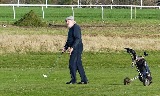 Old Willie's Ghost? -- Willie Park, who hailed from Musselburgh, holds the distinction of having captured the very first Open Championship, such as it was in 1860. Musselburgh hosted the event six times between 1874 and 1889.