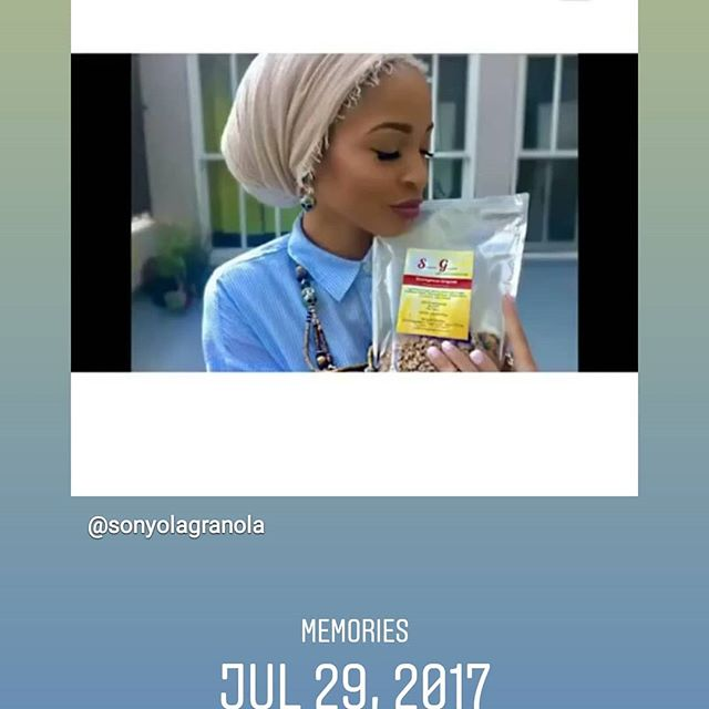 OMG. IG sent this memory from 2 years ago. In 2017, we were just building our IG presence. . @neelam_ @marquis_henri did this hilarious video. . . It's officially a Sonyola Granola classic. . .We are soooo grateful🤗  Reposted from @sonyolagranola (@get_regrann) -  We want to thank all of you for your videos and pictures. We are honored beyond words. @neelam @marquis_henri #placematsmatchlabel #thisiswhywedoit #buy #shoponline #holidays #gift #SonyolaGranola #onlineshopping #granola #yogurt #homecooking #promote #sales #friend #family #snack #travelfood #coffee #couples #madewithlove #thankyou #weareexcited #grateful - #regrann
