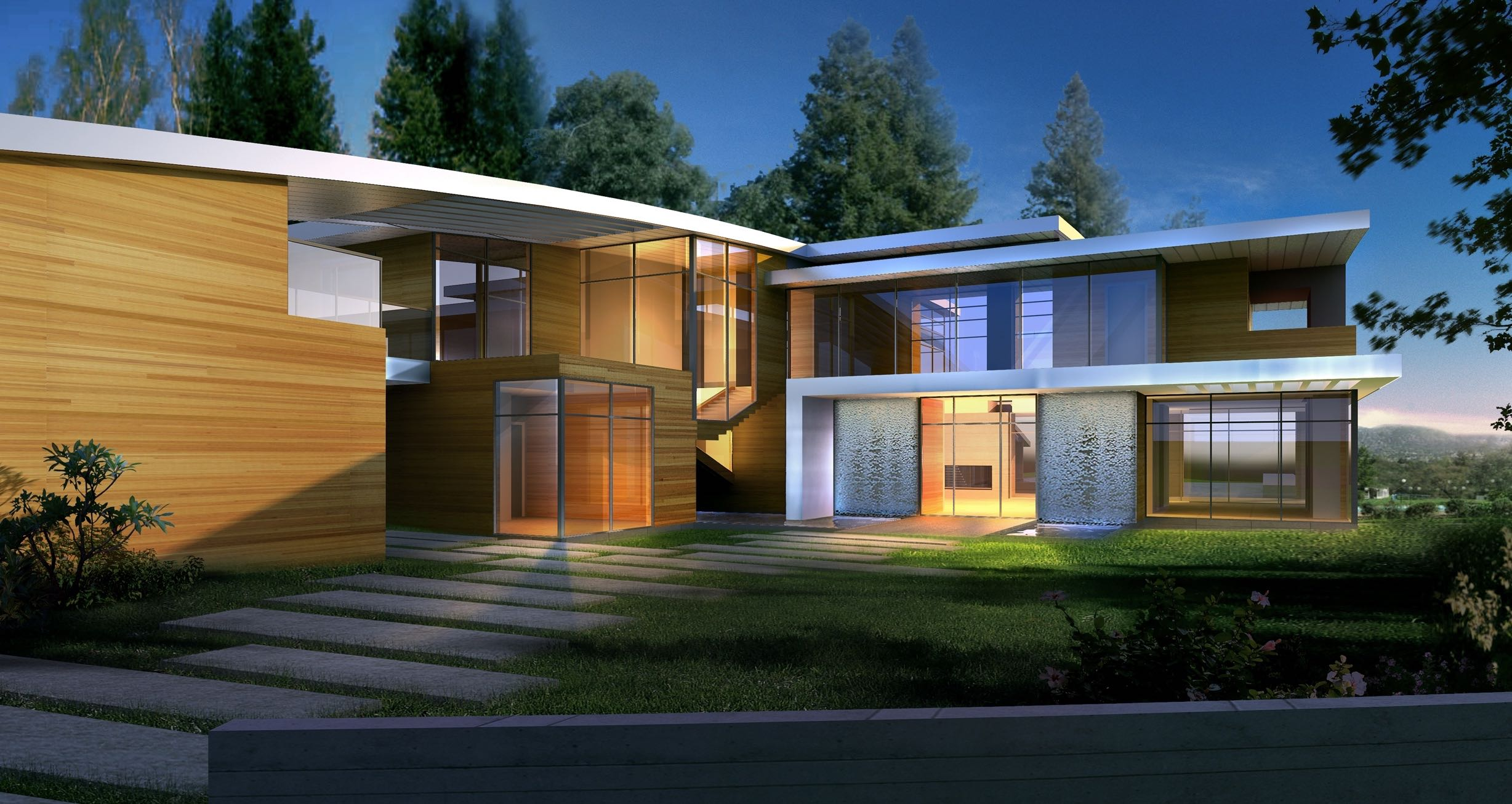 Completed at Landry Design Group