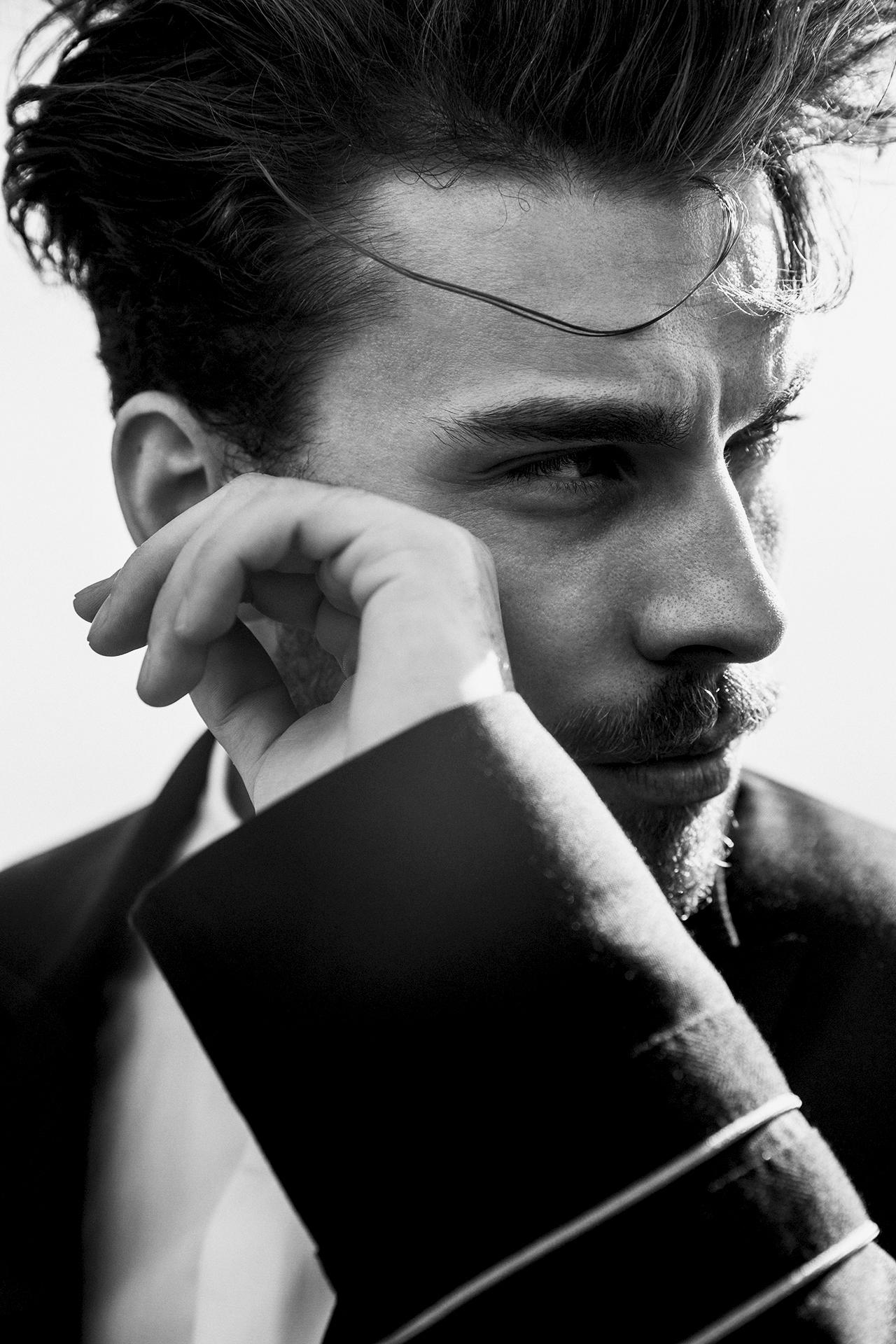 Portraits Fabian Villiger Actor 2016 / 2017