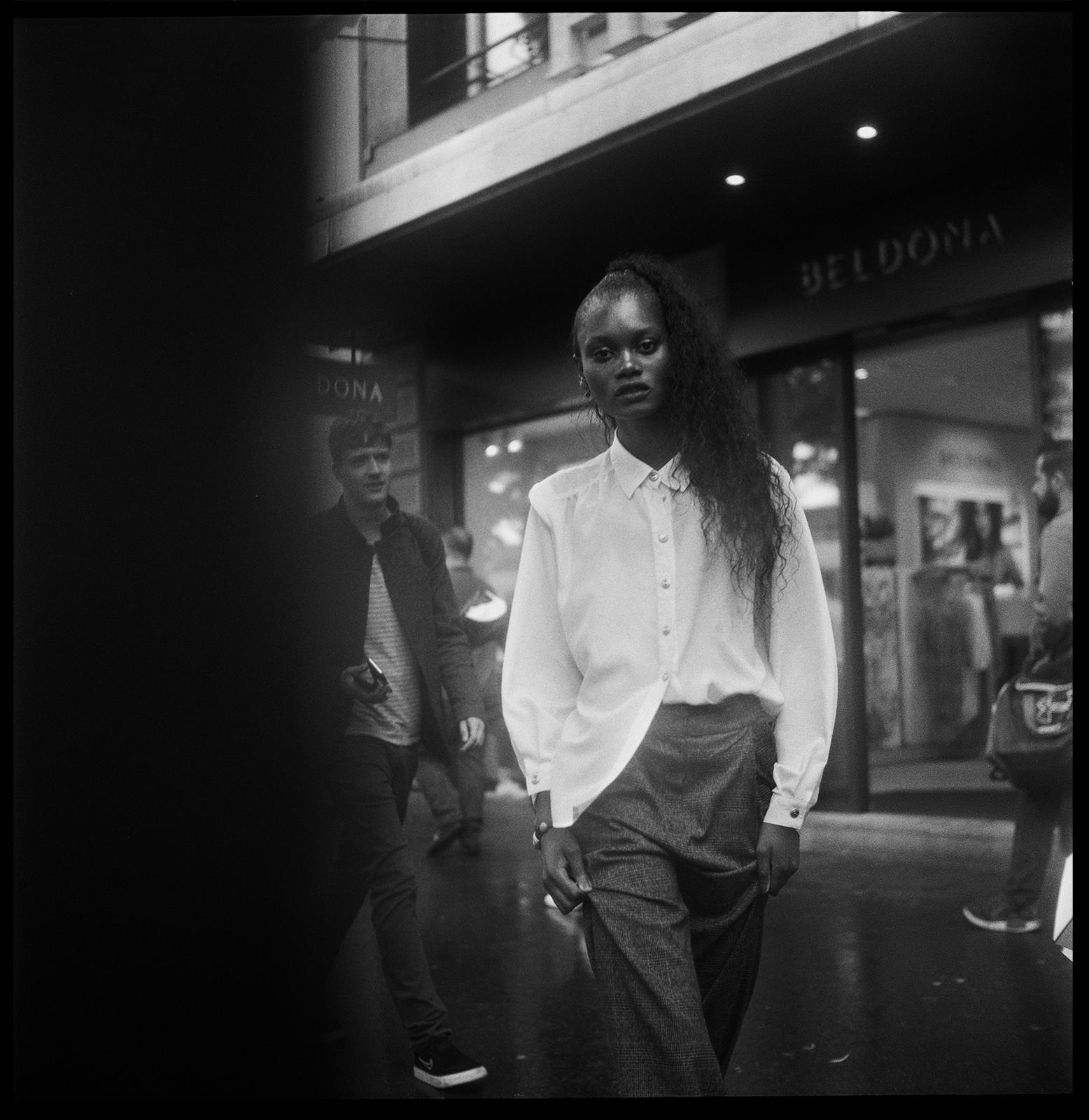 6x6 Portraits Nadege N. 2018