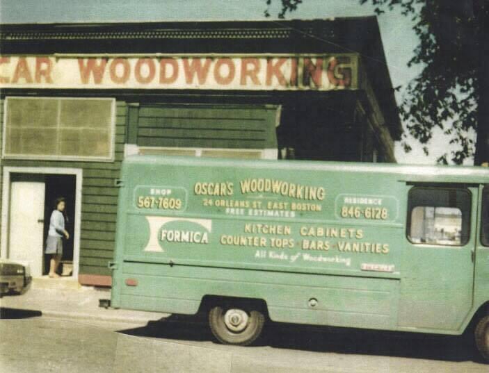 1960 Boston Oscar Woodworking
