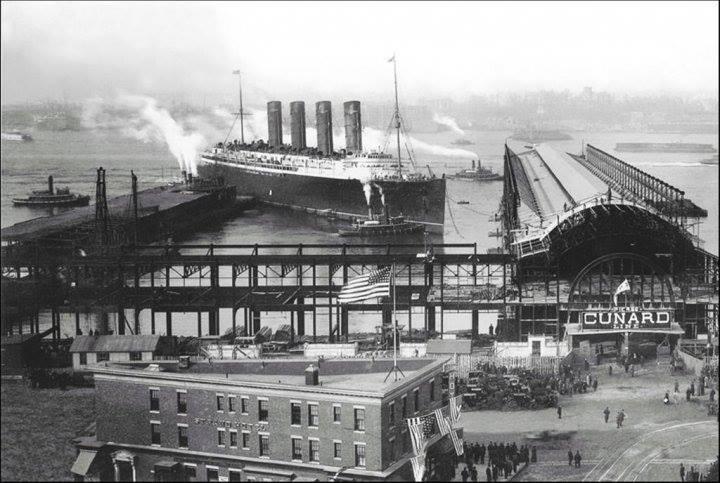 Cunard Wharf East Boston