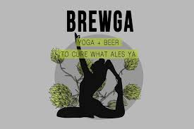 BREWGA (YOGA + BEER) - Ongoing Series