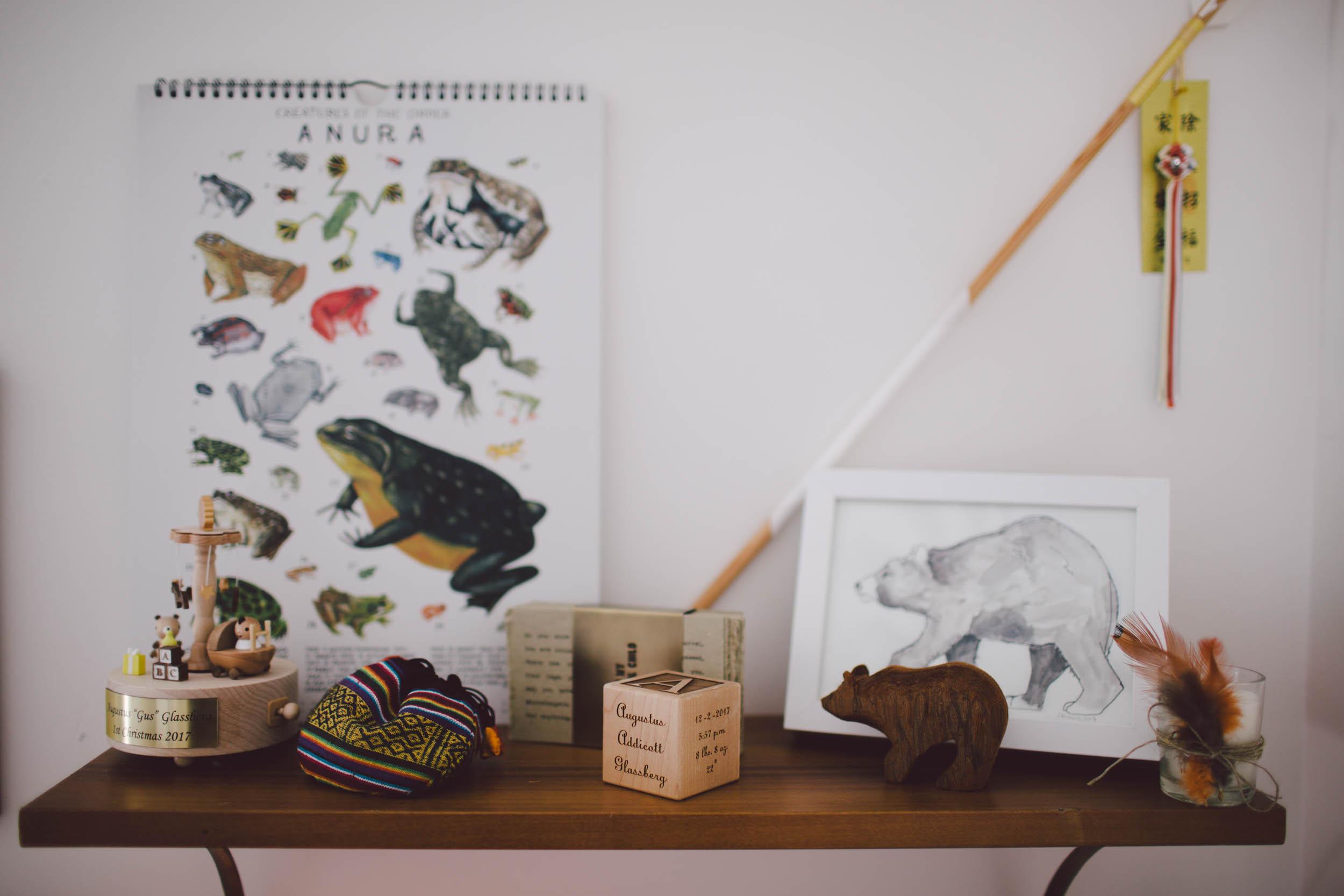 venice-california- family-lifestyle-photographer-boho-nursery-los angeles-bear