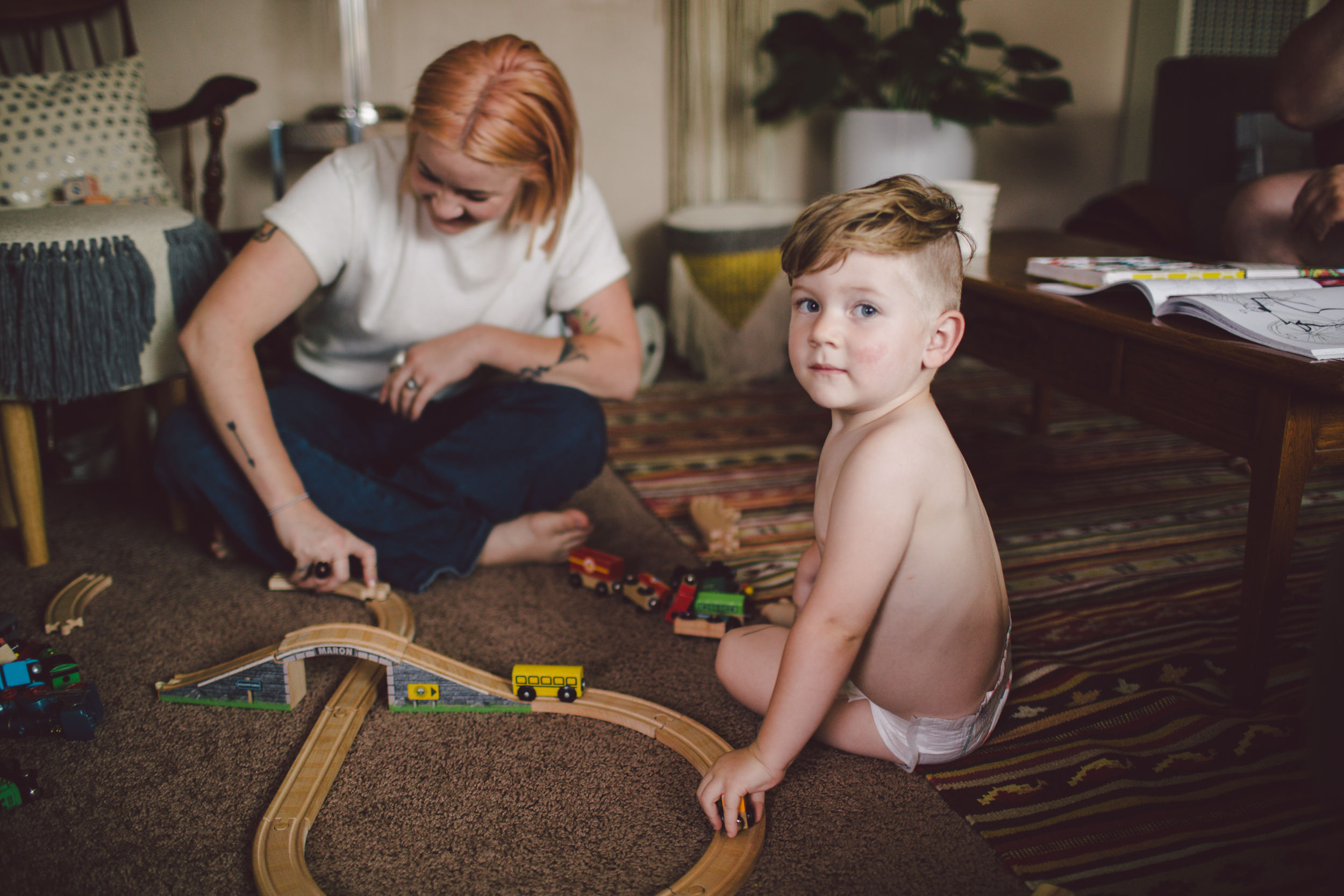 san diego-family-lifestyle-toddler-pink hair-motherhood-documentary-hipster