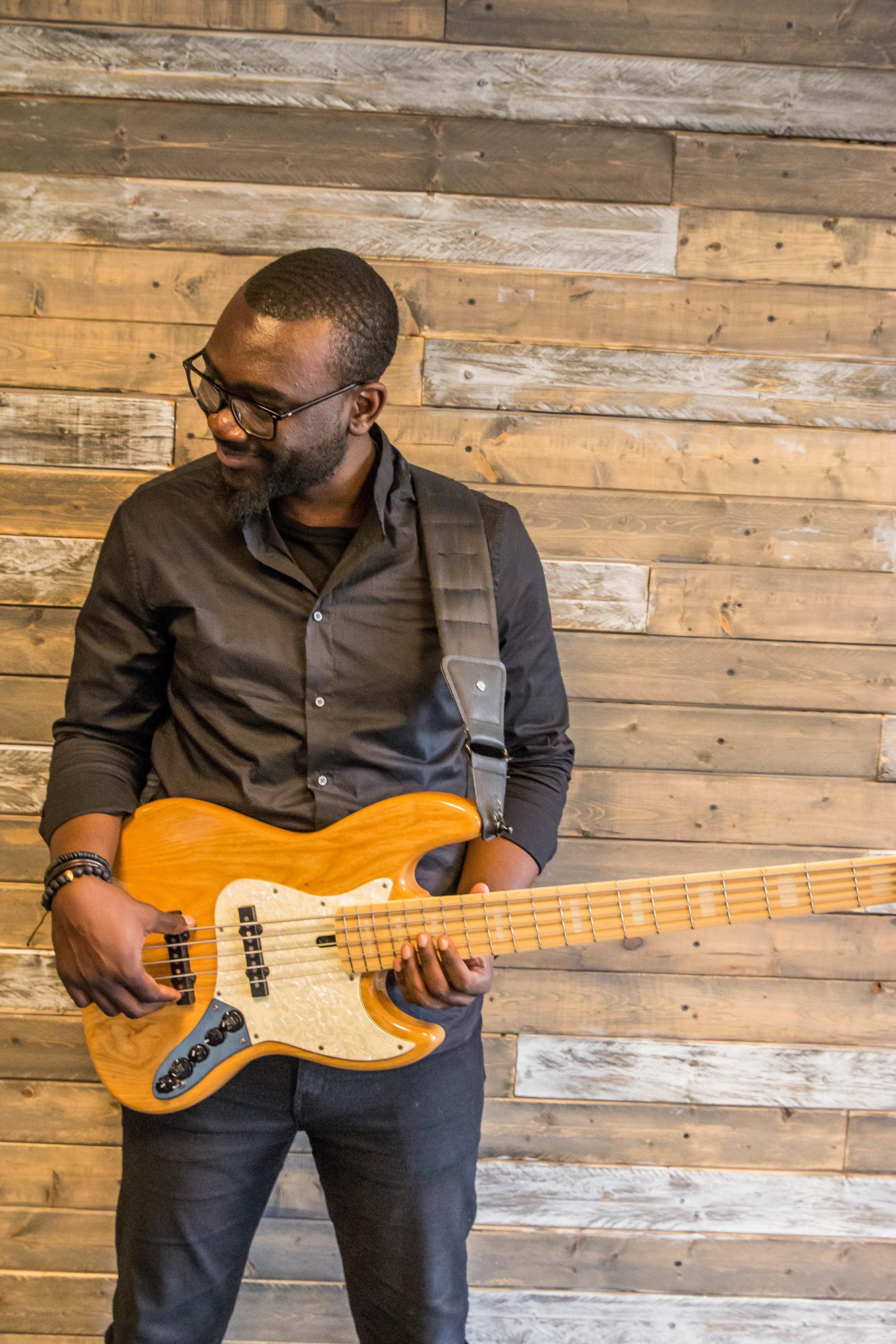 Darion - Bass, Guitar, Keys, Harmonica, Slidewhisle