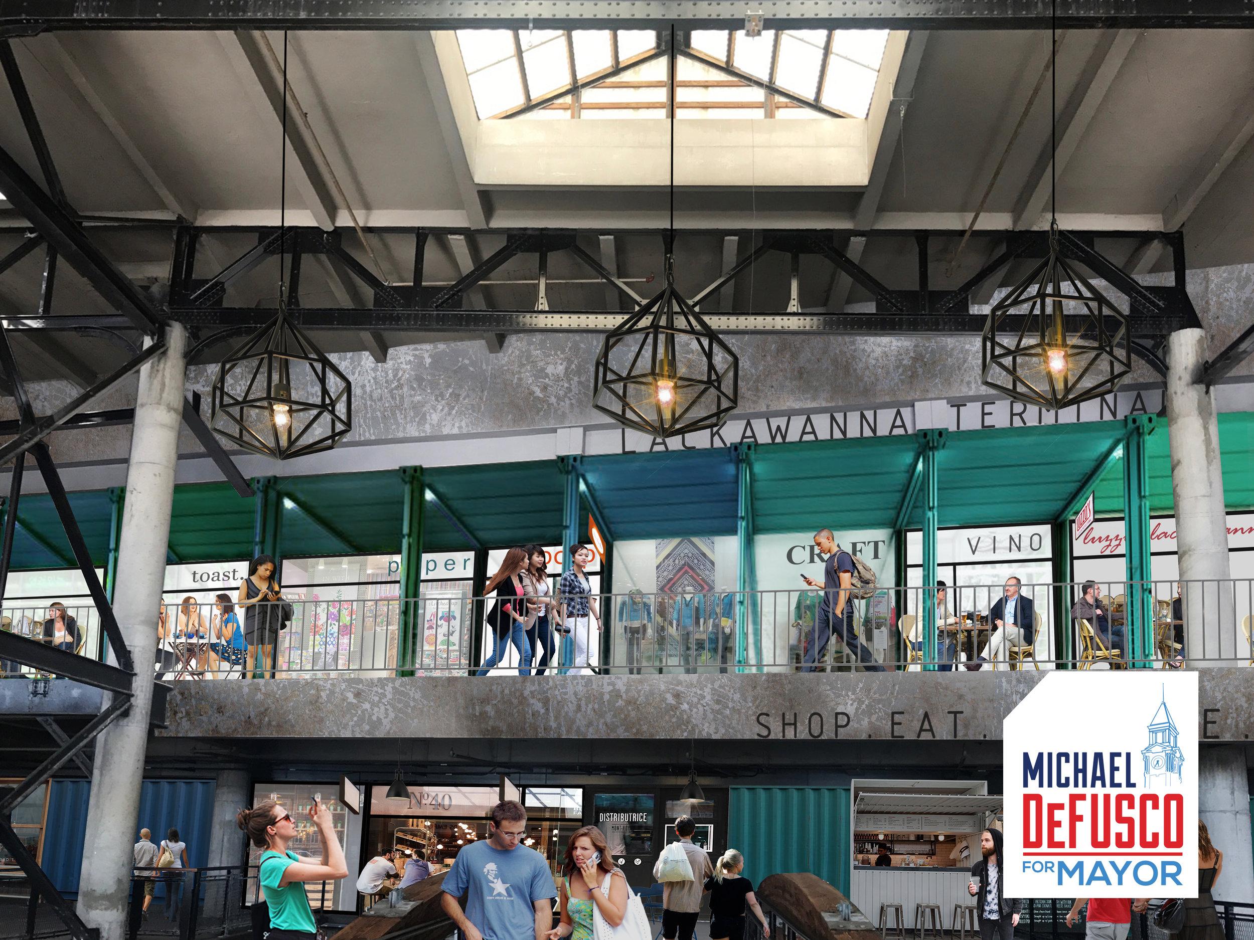 Hoboken Terminal Market