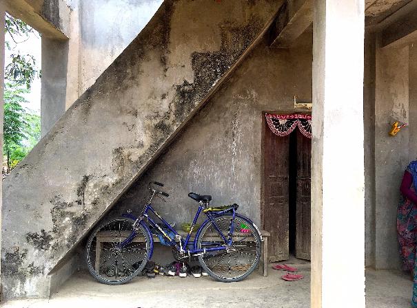 Ramkumari's home