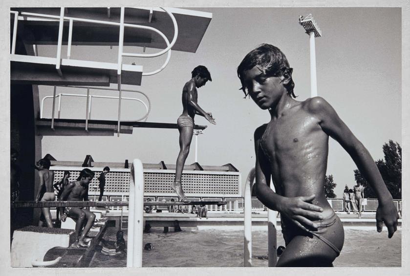 La piscine d'Arles - Jean-Philippe Charbonnier