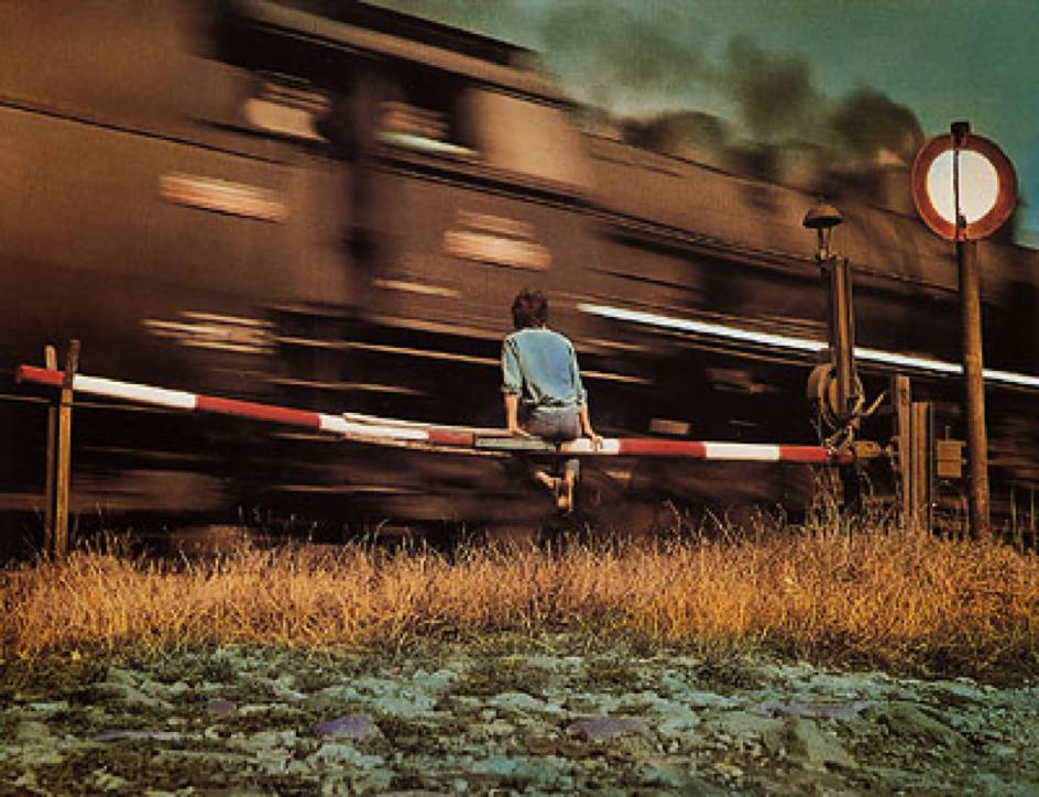 Jan Saudek, 120 km/h, 1974