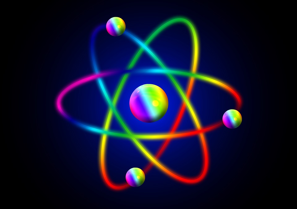 Simple Science - All matter is made of atoms. Atoms are the building blocks of all matter. Atoms are constantly moving or vibrating.All Matter is therefore vibrational and that includes you and me.