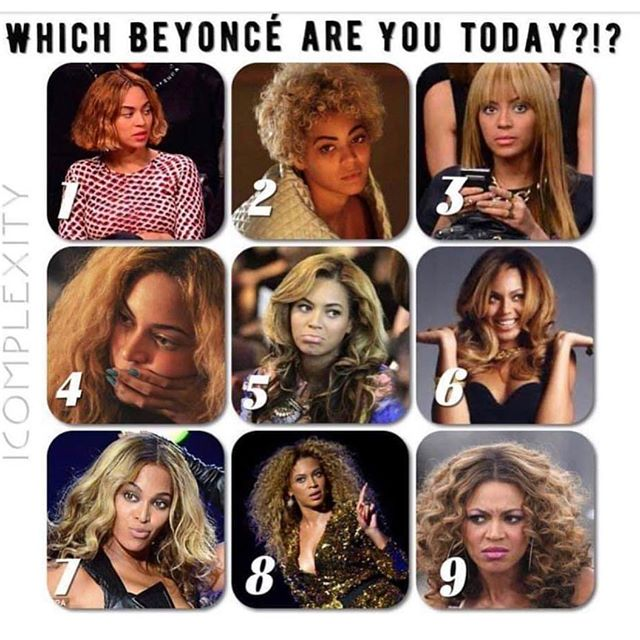 Where are you on the Beyonce spectrum today? I'm looking at opposing counsel like a solid 8... as in don't mess with me today. As per my last email, I'm not the one. 😊 📸: @shitwomenwithlawdegreessay 🔸 🔶 🔸 #lawyerdmag #lawculture #law