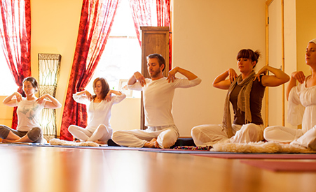 Kundalini Yoga — Well Within