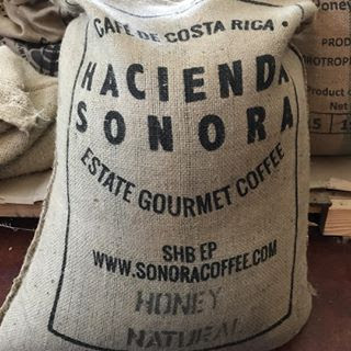 Carrillos Altos de Poas, Alajuela  COSTA RICA SONORA HONEY   $15.45