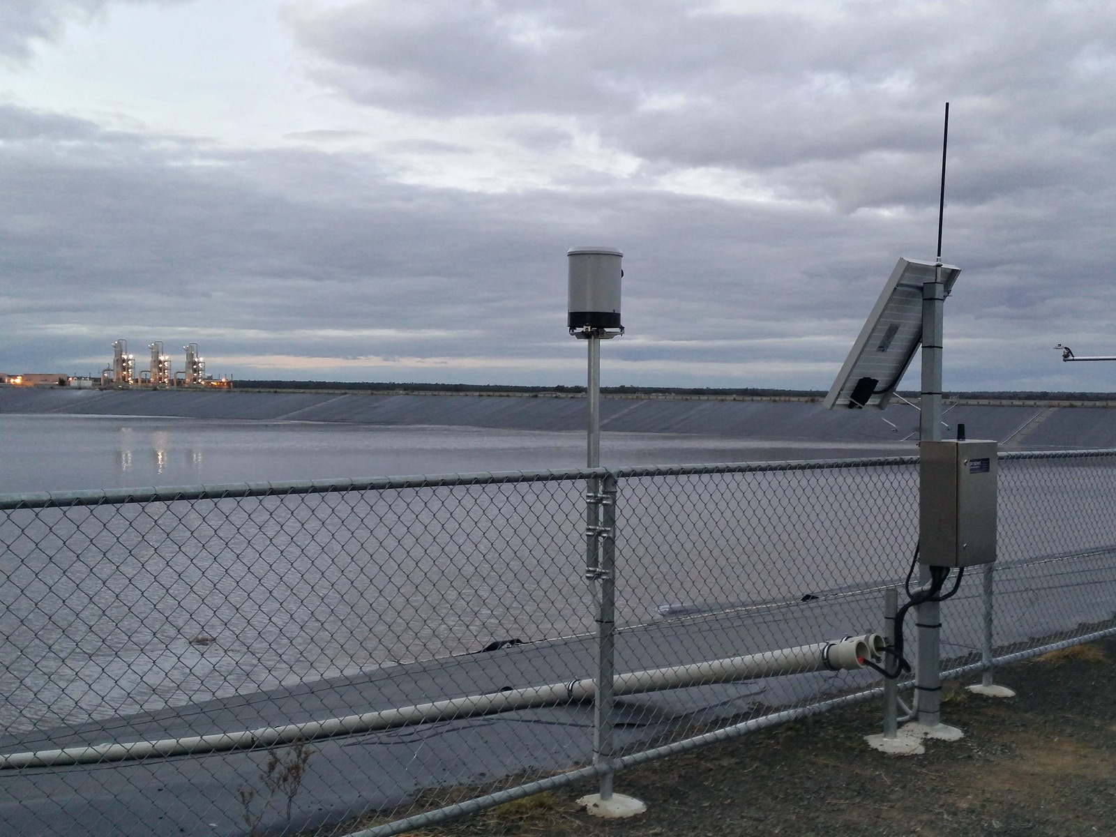 Water Quality & Automated Weather Stations