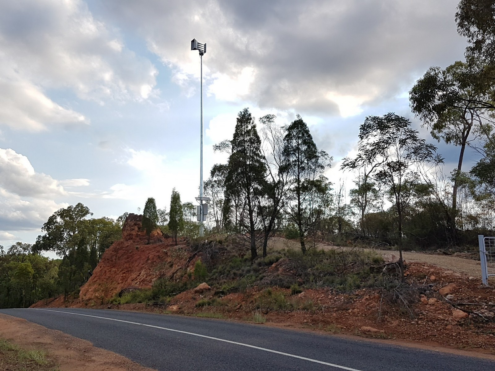 Millmerrin Bushfire Warning System - Toowoomba Regional Council