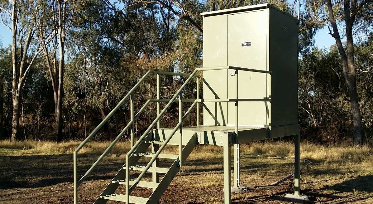 Water Quality Station - Mining Compliance