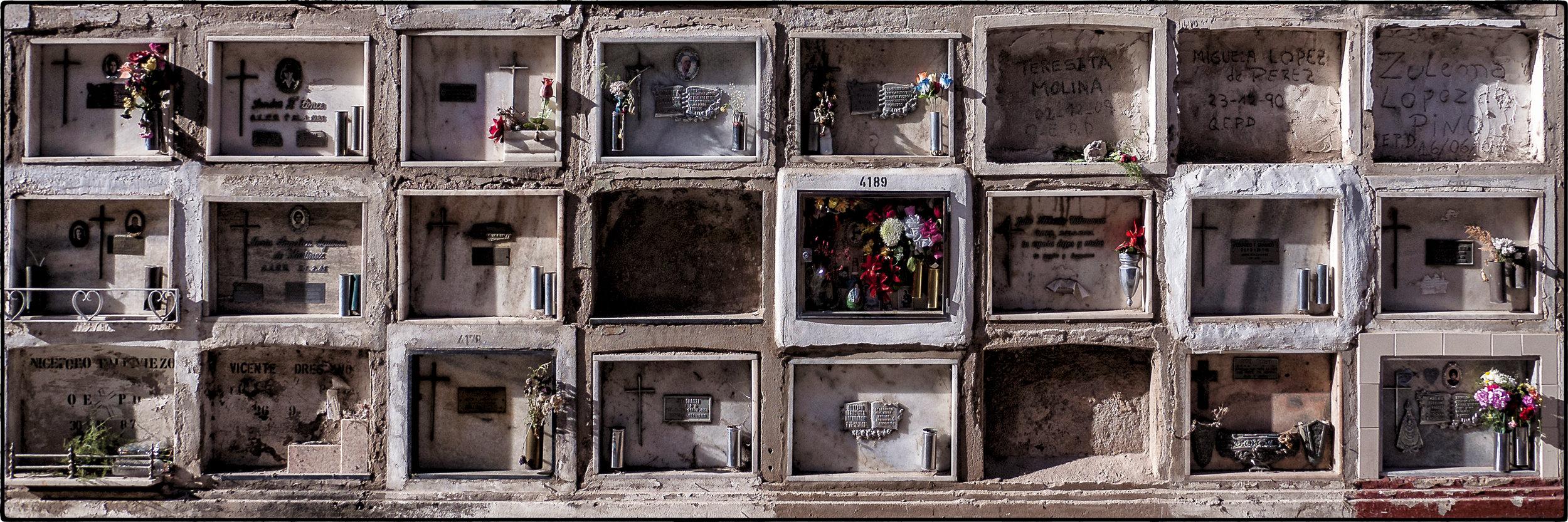 Cemeteries -
