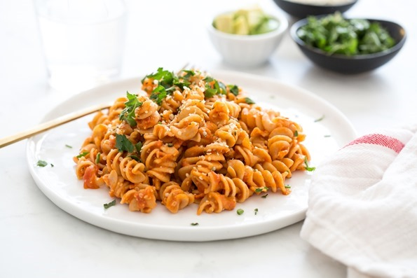 10-minute Pasta by Oh She Glows