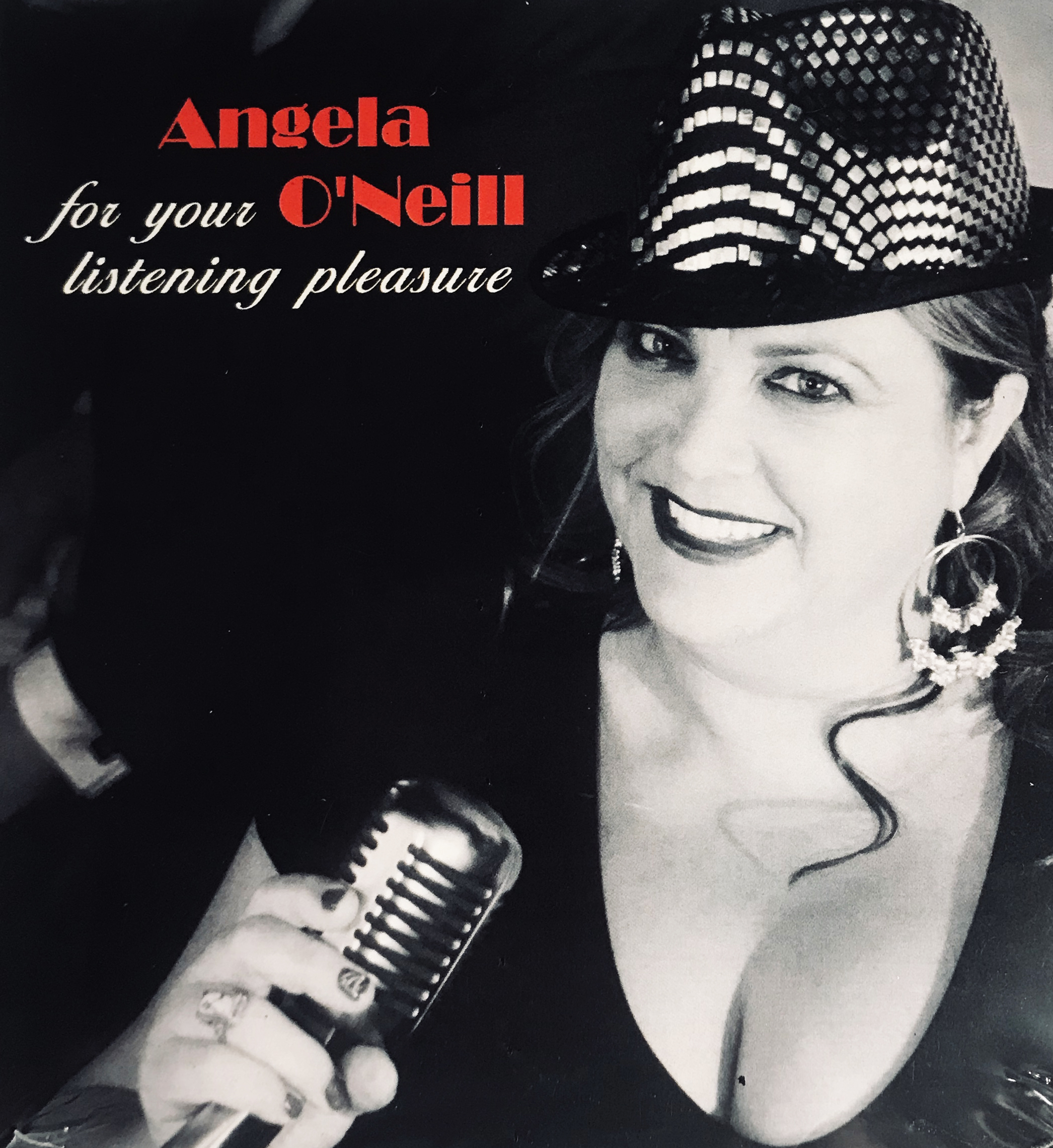 Angela O'Neill and the Outrageous8 - 'For Your Listening Pleasure' CDAlbum Review by Greg Simay, MyBurbank.com