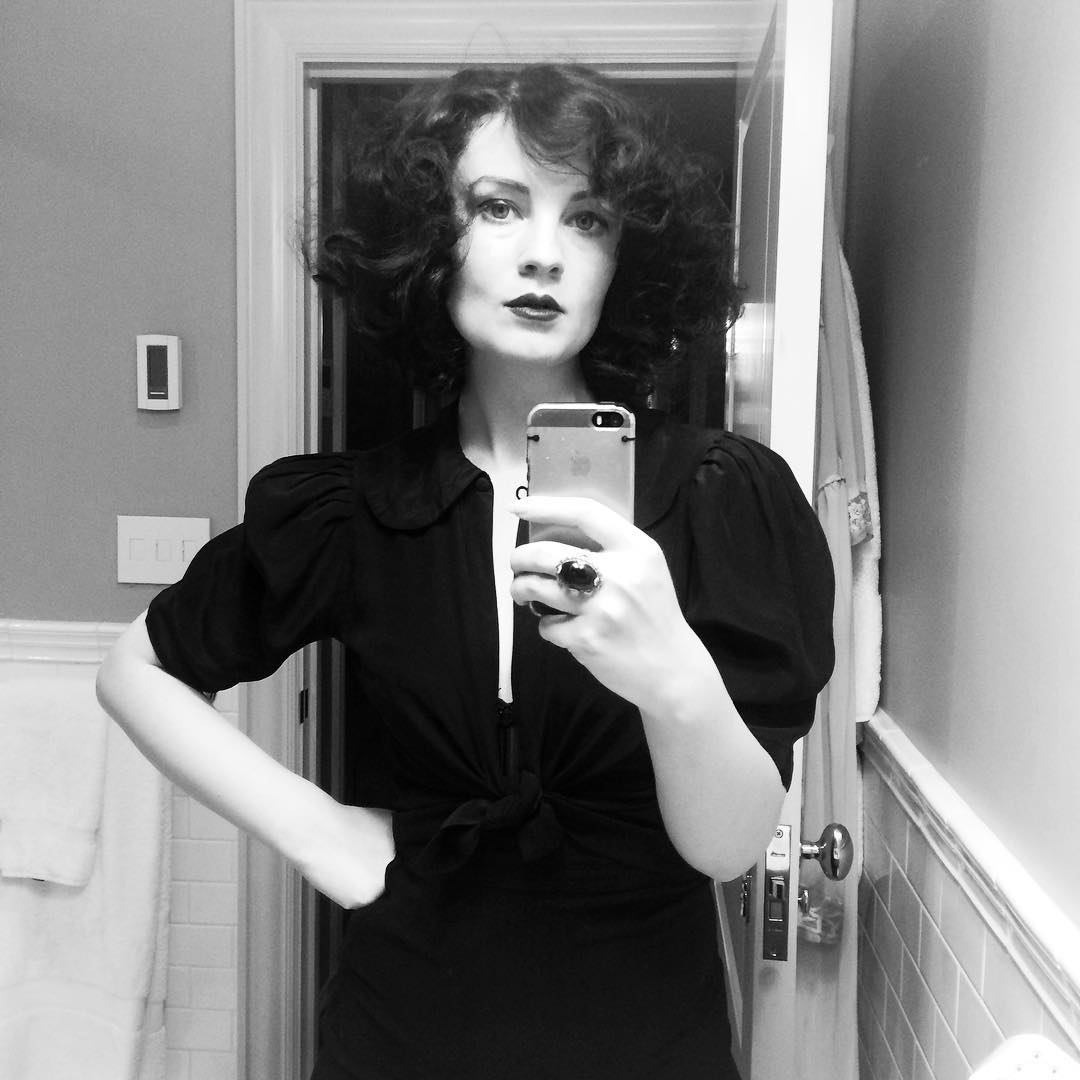 Brittany Elizabeth Markert - 40k FANSSITE / IN/ TWNew Orleans based curator and creative behind In Rooms Gallery, Brittany's artistic take on classic black room photography is a poetic homage to the erotic occult.