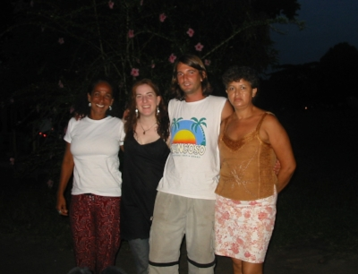These were my travel buddies for the week in Trancoso! Such amazing people. I loved every minute of this entire trip.