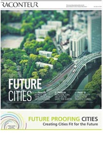 The Times - Mar 2013   Wilder Associates comment on the shape of future cities.