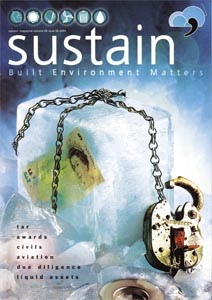 Sustain - July 2003  Managing Liquid Assets. Sustainable urban drainage systems in large urban regeneration.