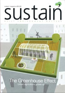 Sustain - Feb 2009  Towards a Sustainable Suburbia. Planning for Sustainable Communities.