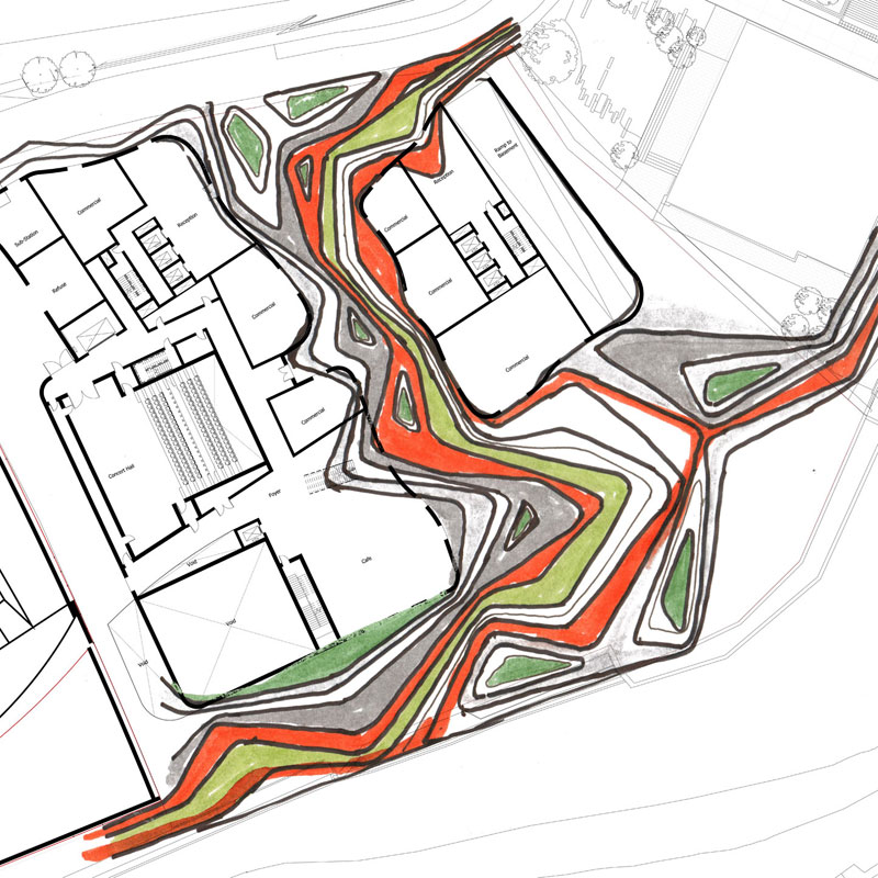 Creekside Deptford Concept