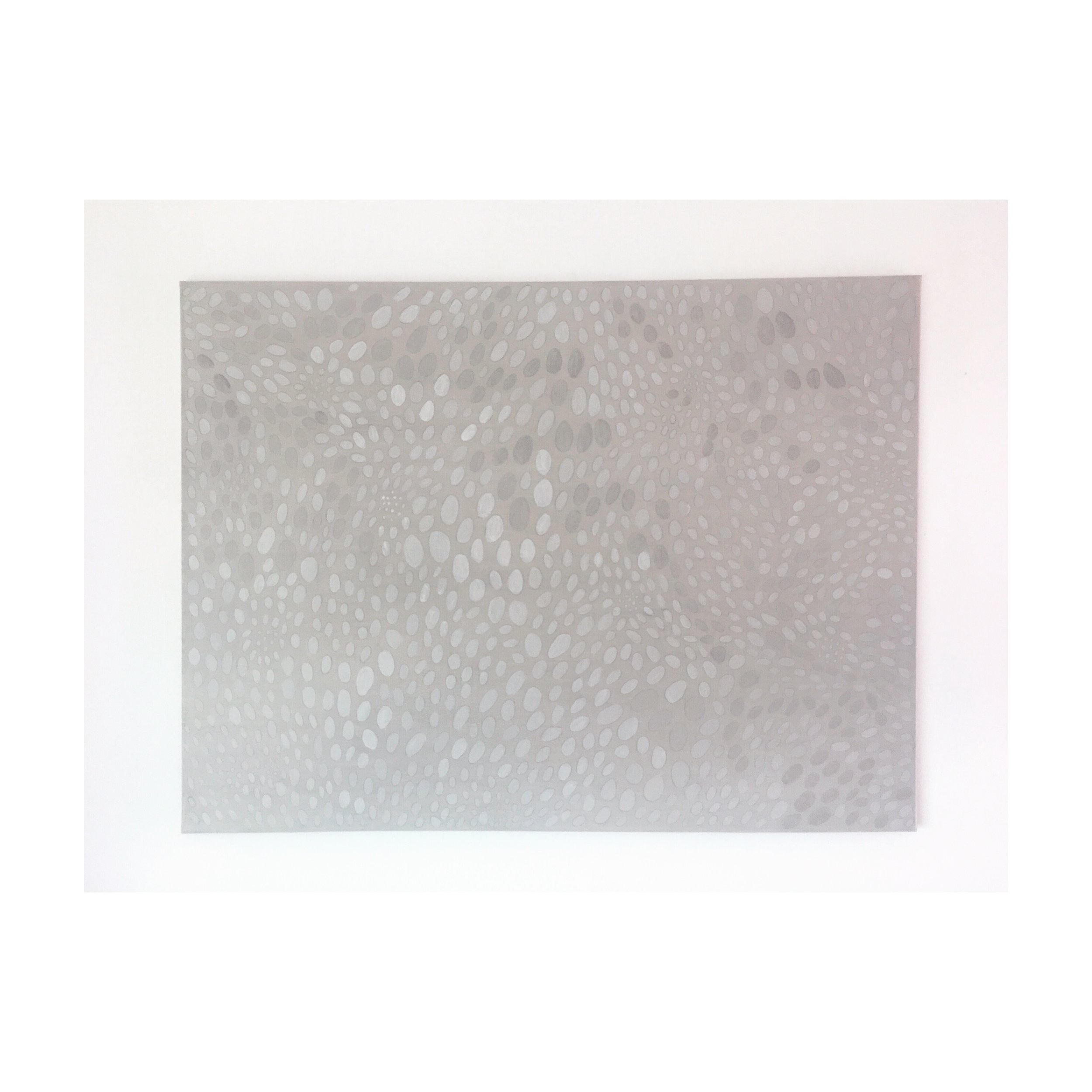 Invisible, 1:8, Pigmented Acrylic, Tempera, Graphite on Canvas, 121 x 91 cm, 2018.JPG