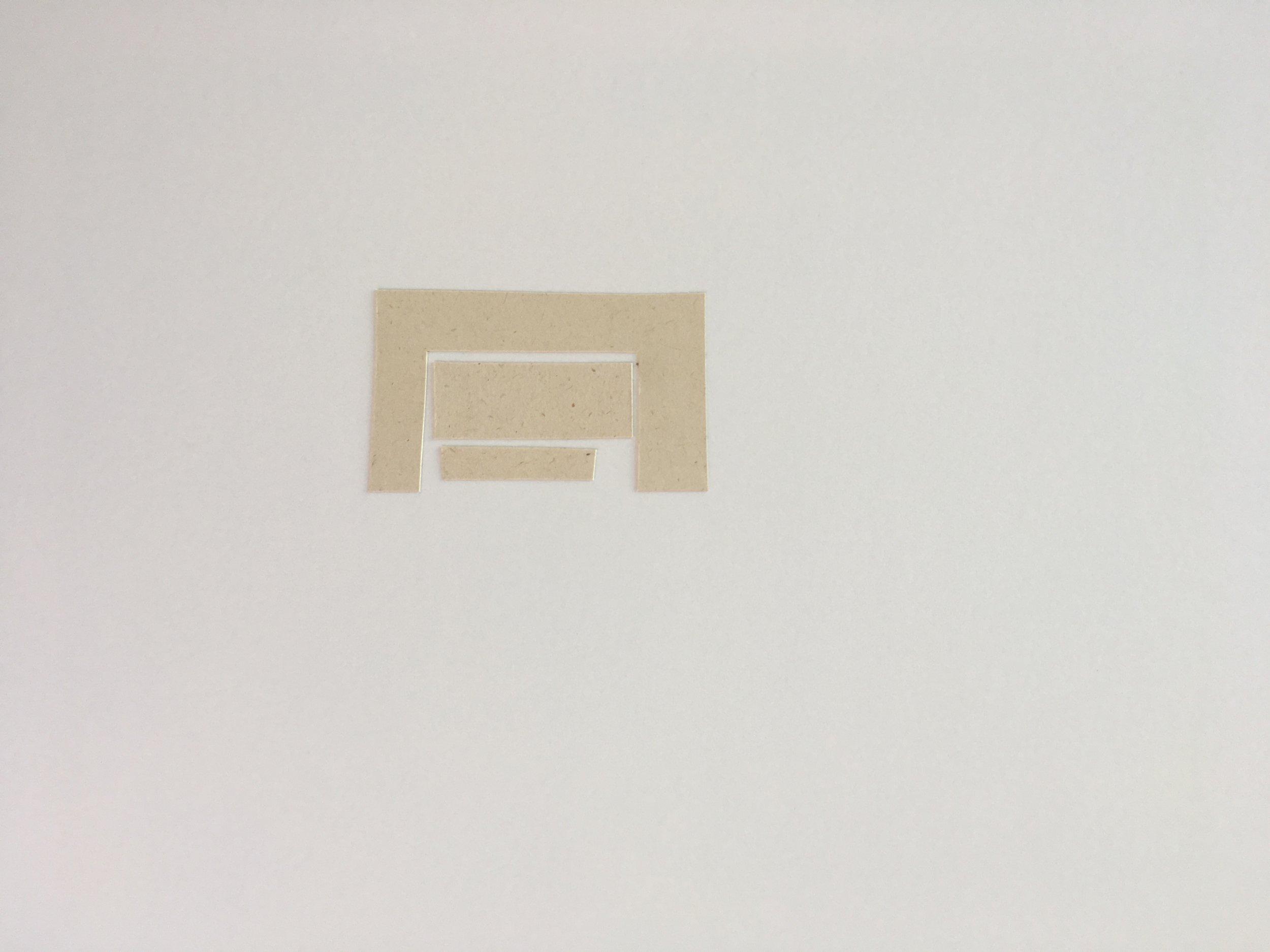 Gone , 3:8, Paper On Paper, 36 x 28 cm, 2019.JPG