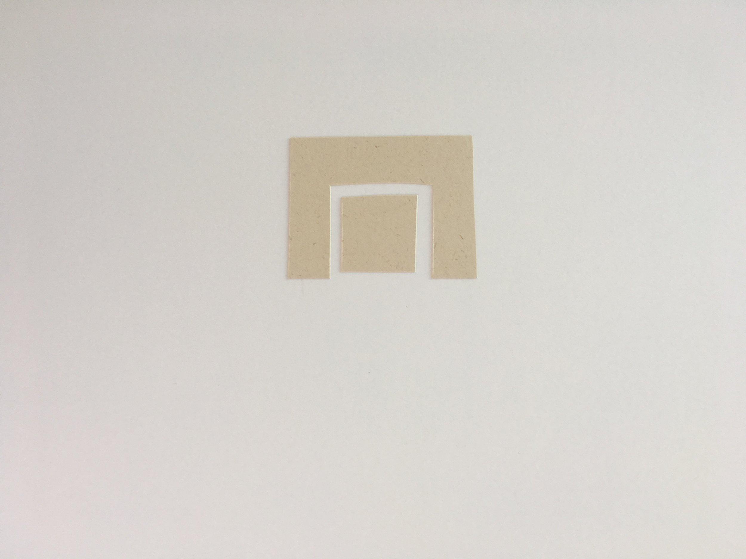 Gone , 7:8, Paper On Paper, 36 x 28 cm, 2019.JPG