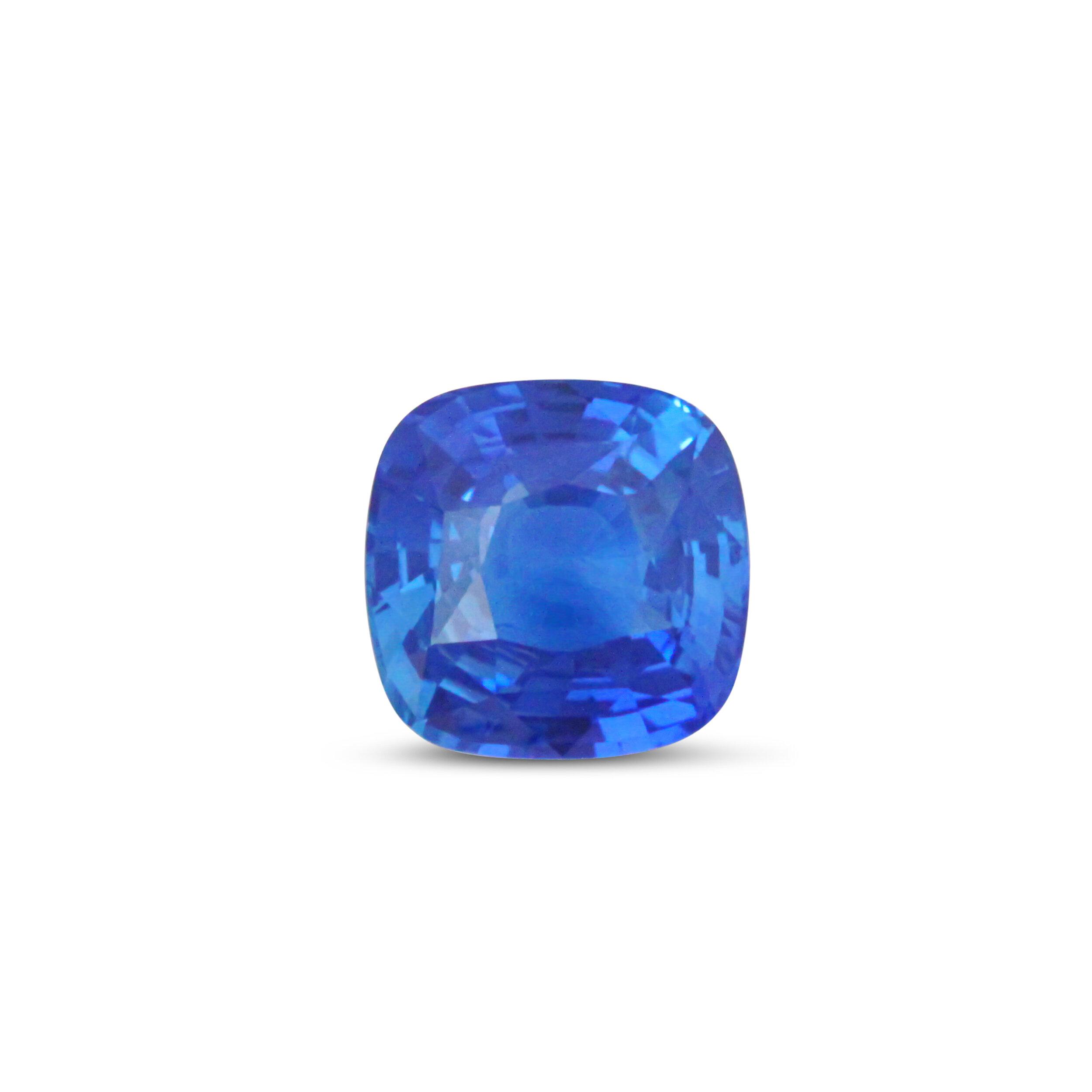 2 ct Unheated Ceylon Sapphire, C. Dunaigre