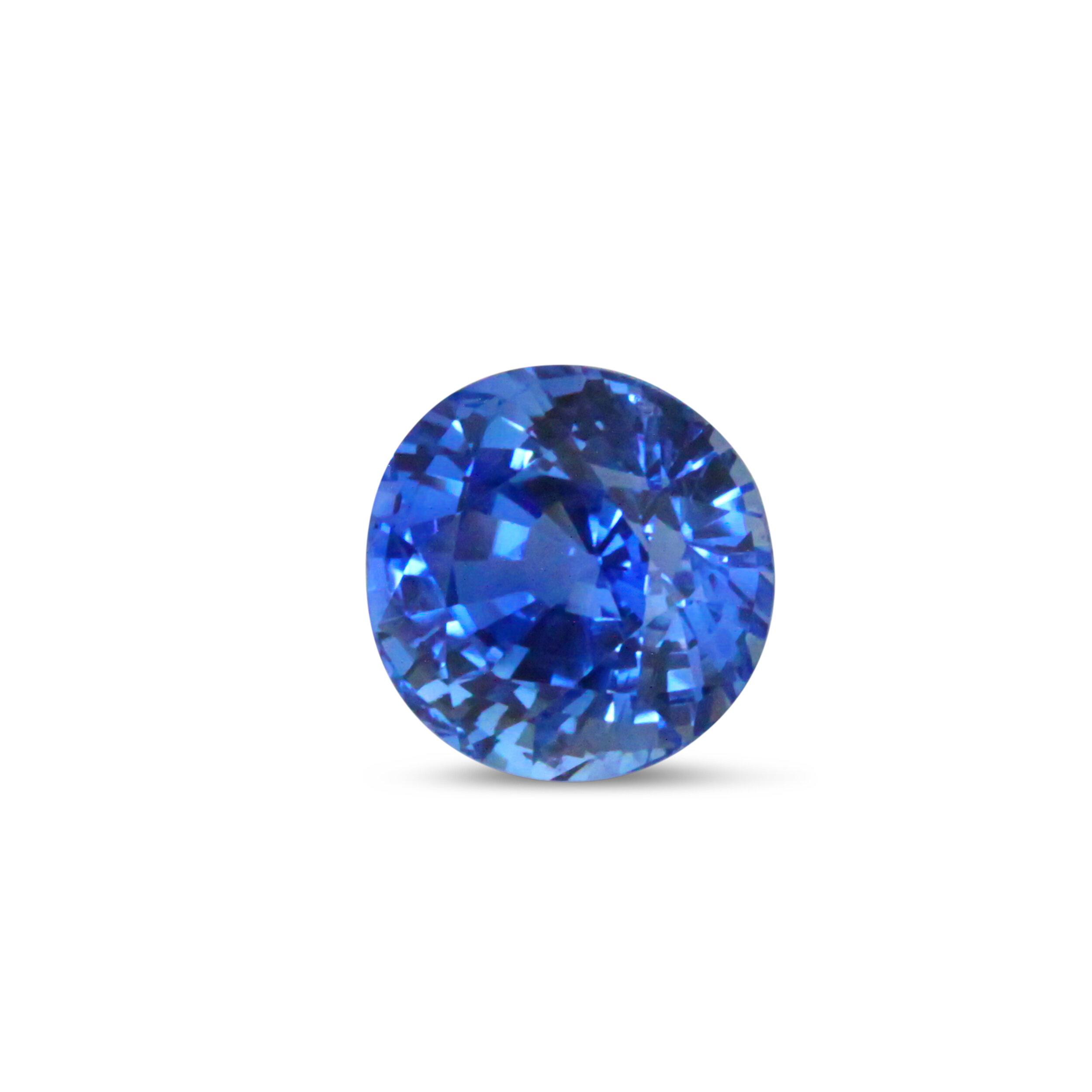 3 ct Unheated Ceylon Sapphire, AGL