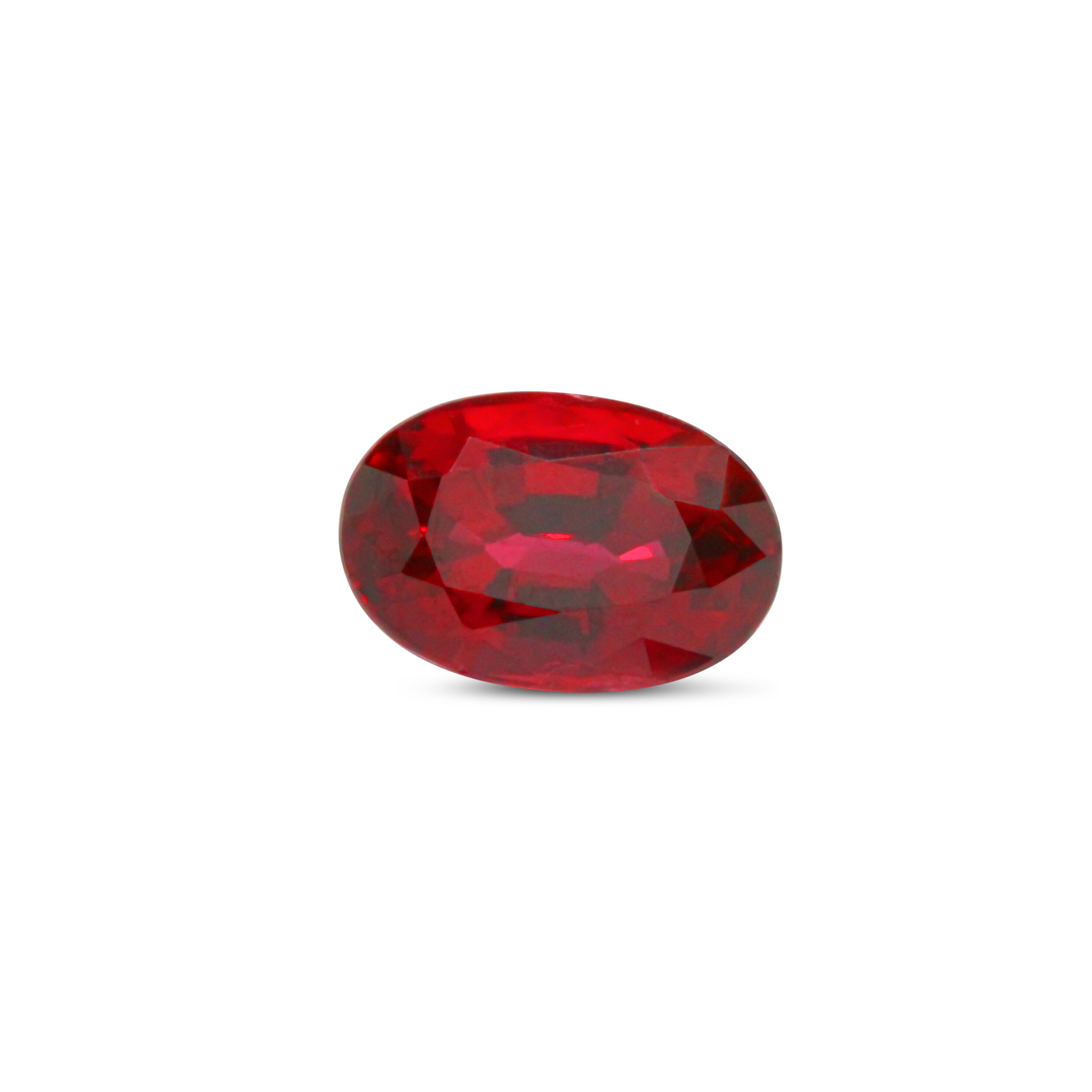 1 ct Unheated Mozambique Ruby, GIA