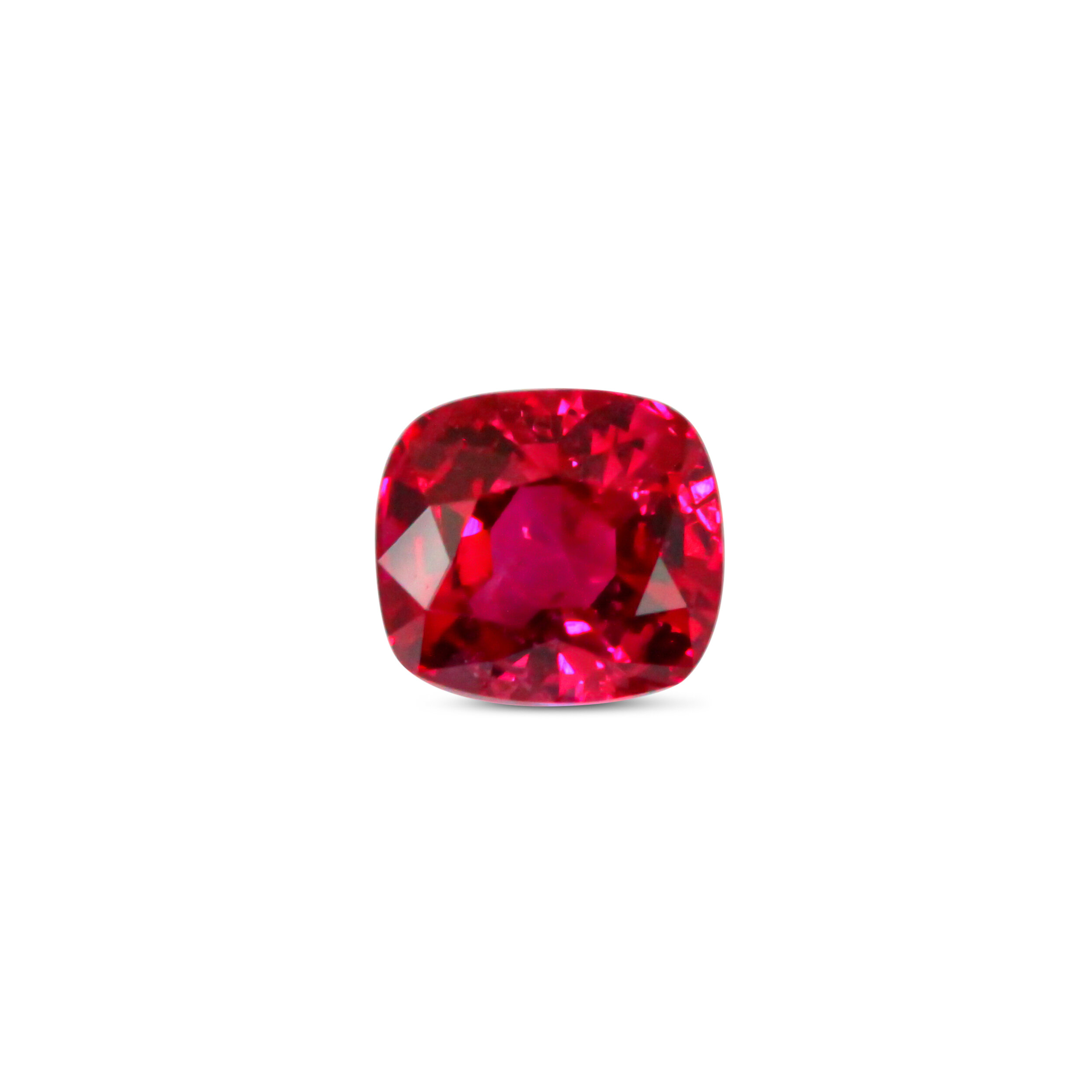 1.32 ct Unheated Burma Ruby, Lotus