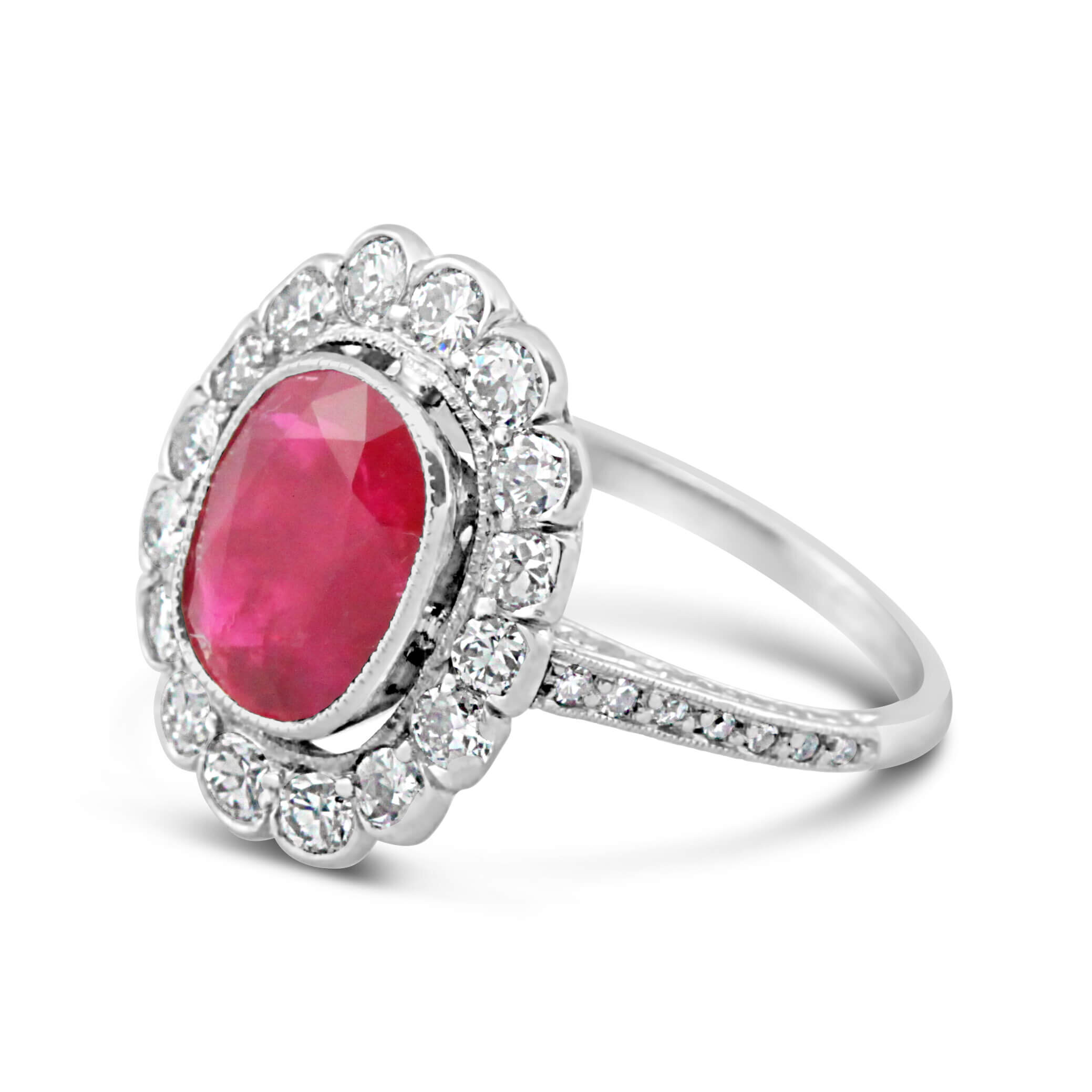 2 ct Unheated Burma Ruby Platinum Ring_side.jpg