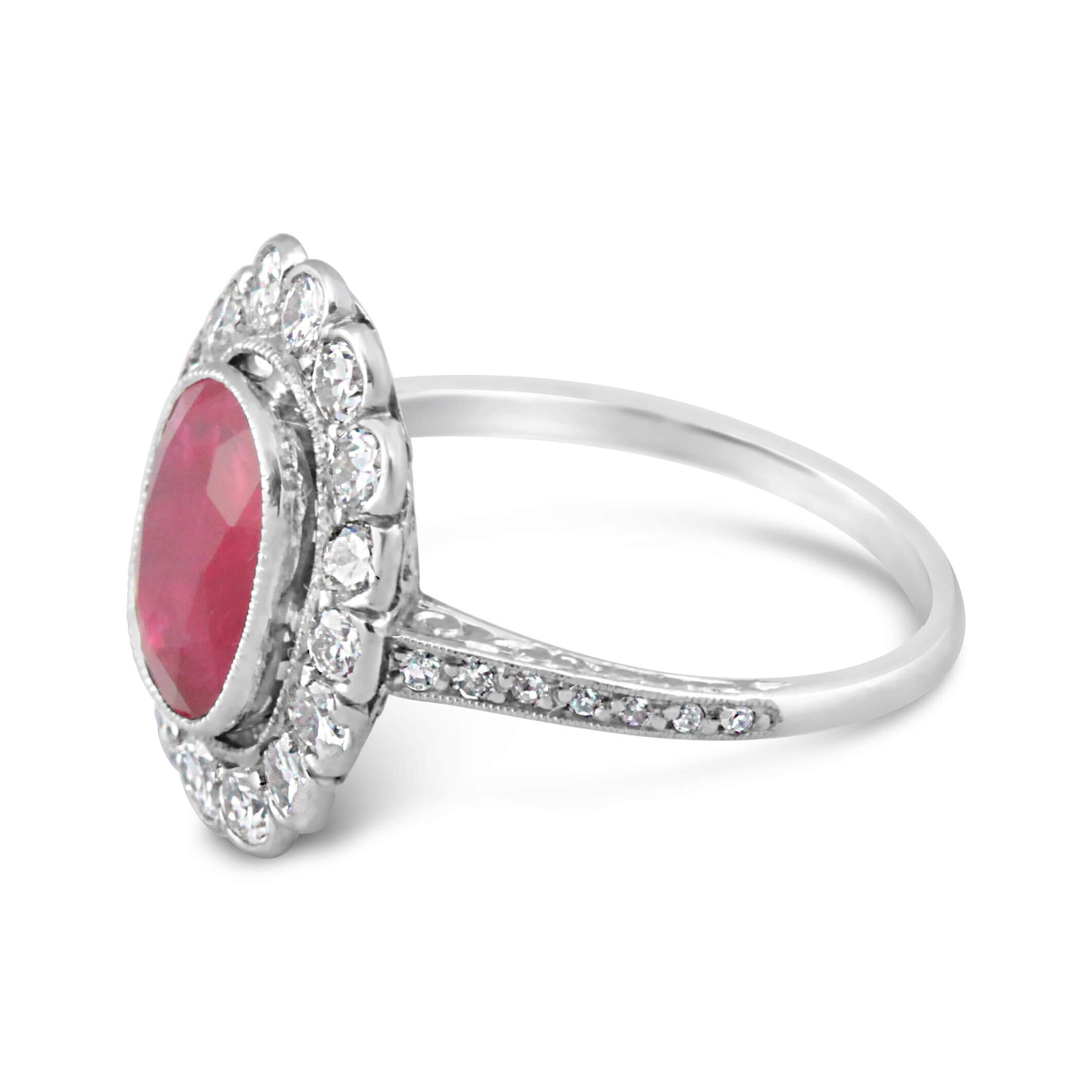 2 ct Unheated Burma Ruby Platinum Ring_side2.jpg
