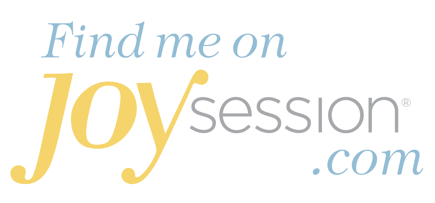 Proud to be a member of the Joy Session Network.
