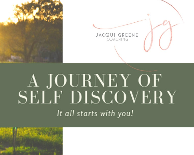 Join our Facebook Group; A Journey of Self Discovery.It all starts with you. - Click HERE to join.