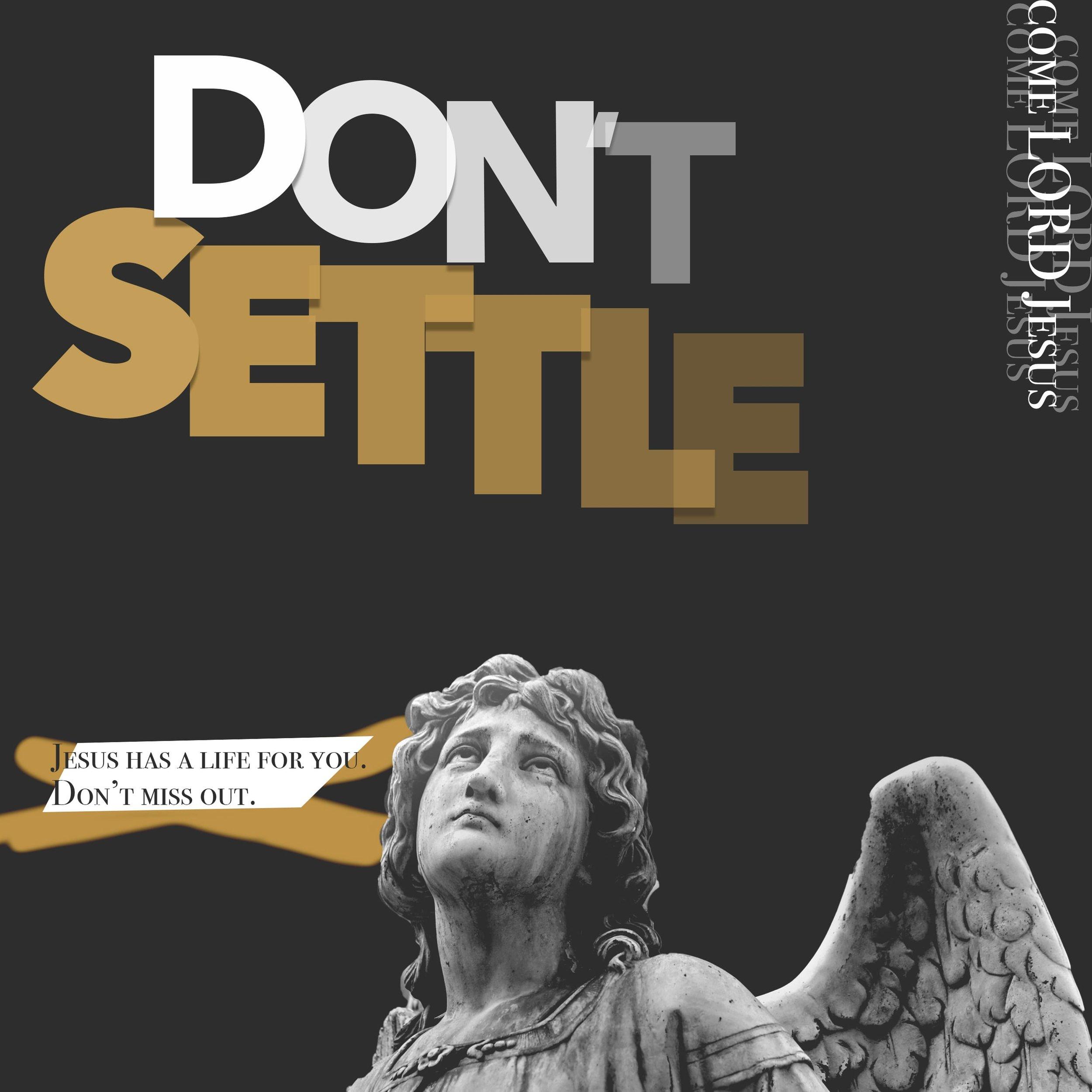 Don't Settle - Square.JPG